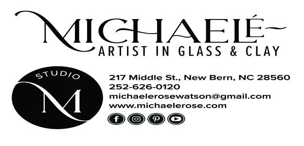 Michaele ~ Artist in Glass & Clay