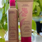 Naturally derived cherry blossom and sweet almond oil restore softness and shine from roots to ends leaving hair feeling touchably soft and full of weightless bounce.*