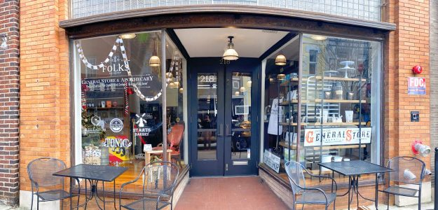 Folks Foundation - General Store & Apothecary